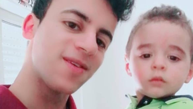 Murad (21) aus Jordanien  (Video)