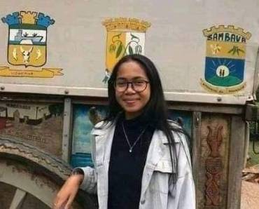 19 Jahrige Nathalia aus Madagaskar Suche Gastfamilie in Deutschland