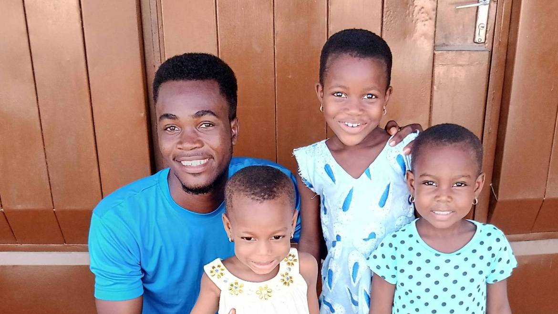 Justin (24) aus Benin